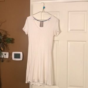 Cute white Anthropologie dress!